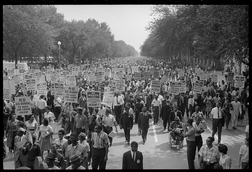 1963 March / Library of Congress