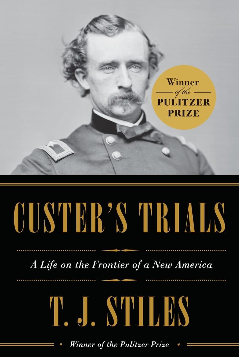 CUSTER'S TRIALS Cover